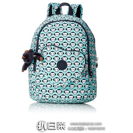 亚马逊海外购:Kipling 吉普林 清新猴子印花 Heart爱心双肩背包 降至¥252.2,免费直邮,含税到手¥328