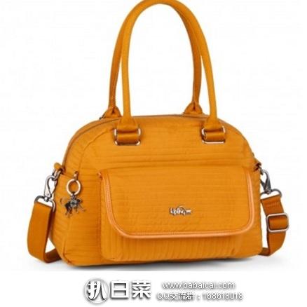 亚马逊海外购:Kipling 吉普林 Sabin 女士手提单肩包 特价¥275.78,直邮免运费,含税到手约¥309