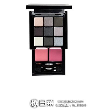 亚马逊海外购:NYX 便携裸妆彩妆盘 9色眼影+2色唇彩 特价¥81.05,凑单直邮免运费,含税到手¥102