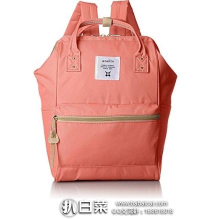 亚马逊海外购:anello 双肩包AT-B0197B  特价¥140.93,凑单直邮免运费,含税到手新低¥155