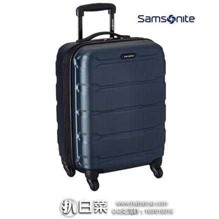 亚马逊海外购:Samsonite新秀丽 Omni 拉杆旅行箱 20寸 现¥526.68,免费直邮,含税到手约¥590