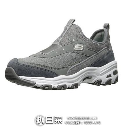 亚马逊海外购:SKECHERS 斯凯奇 D'lites 女款运动休闲鞋 特价¥166.28,凑单直邮免运费,含税到手仅¥216