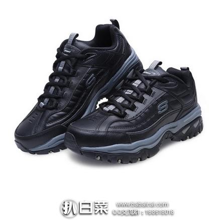 亚马逊海外购:Skechers 斯凯奇 Energy Afterburn 男士户外休闲鞋 特价¥246-¥265,直邮免运费,含税到手仅¥276-295