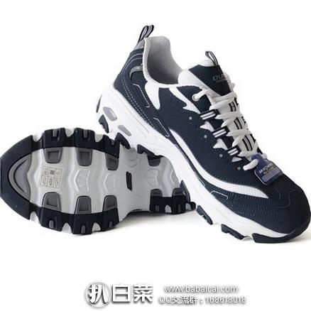 亚马逊海外购:Skechers 斯凯奇 D'Lites 男款运动休闲鞋 特价¥253.47左右,直邮免运费,含税到手¥284左右