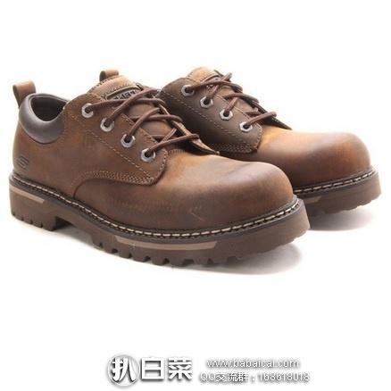 亚马逊海外购:Skechers 斯凯奇 Cool Cat 男士真皮牛津鞋 特价¥274.22,直邮免运费,含税到手¥307