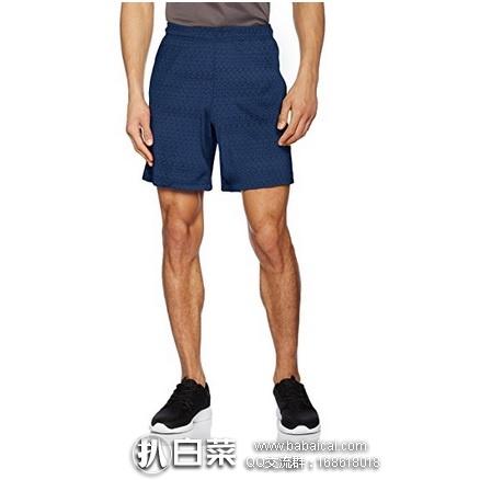 亚马逊海外购:Under Armour 安德玛 Ua Raid男士运动短裤 降至¥80.98,凑单直邮免运费,含税到手新低¥90