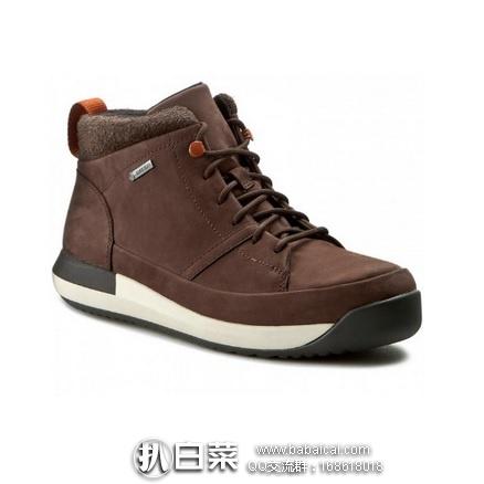 亚马逊海外购:Clarks其乐Johto Hi Gtx男士真皮防水冬鞋 现特价¥405.96, 直邮免运费,含税到手仅¥454