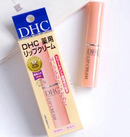 日本亚马逊:新版 DHC橄榄保湿药用护唇膏1.5g 降至603日元(¥37)