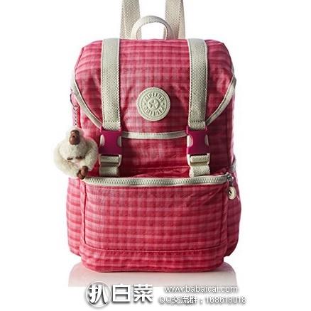 亚马逊海外购:Kipling 吉普林 Experience S 都市双肩包 特价¥291.56,直邮免运费,含税到手仅¥326