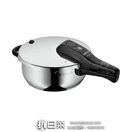 亚马逊海外购:WMF 完美福 不锈钢压力锅 3L 特价¥350.02,直邮免运费,含税到手¥392