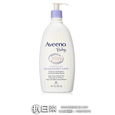 亚马逊海外购:AVEENO艾维诺 儿童平静舒缓安眠润肤露 532ml 特价¥55