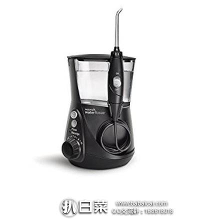 亚马逊海外购:waterpik 洁碧 WP-662 冲牙器 附带7个喷头 领券减¥24,直邮免运费,含税到手仅¥419