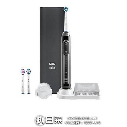 Amazon:Oral-B Genius Pro 8000系电动牙刷  折后$54.95新低价,到手¥435,超便宜