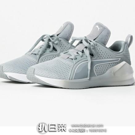 亚马逊海外购:PUMA 彪马 Fierce Lace 女子训练鞋 降至¥293.56左右,直邮免运费,含税到手¥329左右