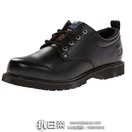 亚马逊海外购:Skechers 斯凯奇 Cottonwood-Cropper 男士真皮工装靴77024 款 特价¥266.38起,直邮免运费,含税到手约¥298起