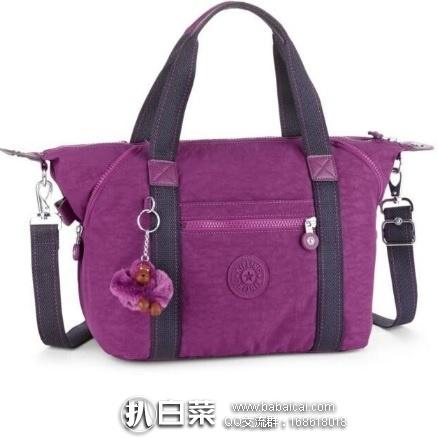 亚马逊海外购:Kipling 吉普林 Art S 女士单肩手提包 特价¥246.63,直邮免运费,含税到手新低¥276