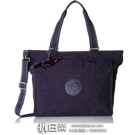 亚马逊海外购:Kipling 吉普林 New Shopper L 女士单肩手提包 特价¥233.52,免费直邮,含税到手历史新低¥261
