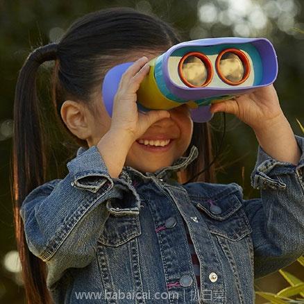 亚马逊海外购:Educational Insights Geosafari Jr 儿童望远镜 降至¥71.95,凑单直邮免运费免税到仅¥71.95