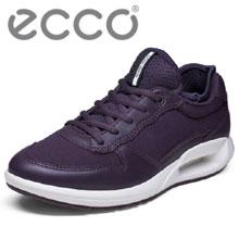 6PM:ECCO 爱步 CS16 女士真皮休闲运动鞋 原价$150,现新低$47.39,到手仅约¥385