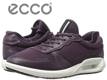 6PM:ECCO 爱步 CS16 女士真皮休闲运动鞋 原价0,现新低.39,到手仅约¥385