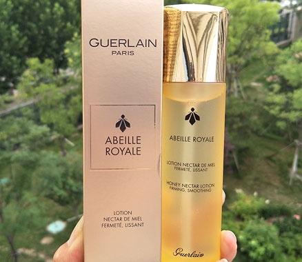 西班牙Perfume's Club官网:GUERLAIN 娇兰 帝皇蜂姿修复蜜润柔肤水 150ml 特价€36.95,凑单直邮包邮到手仅¥280