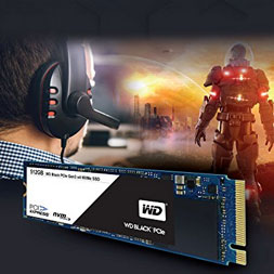 亚马逊海外购:WD 西部数据 Black 黑盘系列 固态硬盘 512GB 降至¥1105.08,直邮免邮,含税到手¥1229