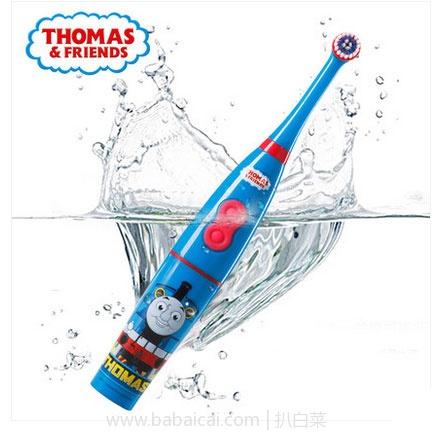 京东商城:超值套装!托马斯和朋友 TC208 智能儿童电动牙刷 领¥30券,实付¥59包邮