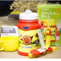京东商城:Zojirushi 象印 SC-LG45A-ER 面包超人 保温儿童水壶 450ml 现¥259,凑单1瓶清洁剂可减¥150,包邮含税实¥163.45