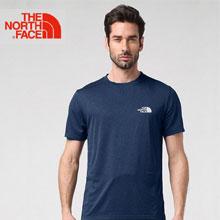 网易考拉海购:THE NORTH FACE 北面 2018新款 男士户外速干透气短袖T恤 2SM4 限时抢售价¥159,领券减¥15实付¥144包邮