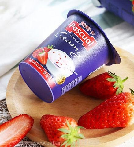 天猫商城:西班牙进口 Pascual 帕斯卡 全脂风味酸奶 125g*16杯 现中秋秒杀价¥59包邮