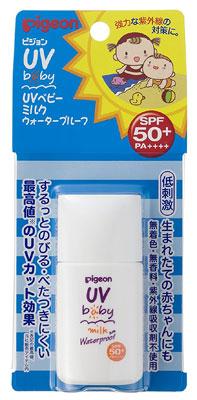 日本亚马逊:Pigeon贝亲 婴儿抗UV防晒乳液 SPF50+/PA++++ 20g 降至565日元,领券9折实付509日元(¥29)