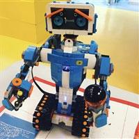 IWOOT:LEGO 乐高 Boost 17101 可编程机器人 降至£99.99,用码折后£94.99,直邮包邮到手约¥862