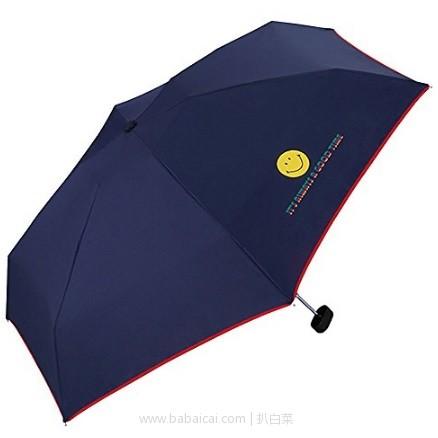 亚马逊海外购:w.p.c 防晒折叠遮阳伞 50厘米 SM05 – 178 晴雨两用伞 降至¥121.13,凑单直邮免运费,含税到手仅¥135