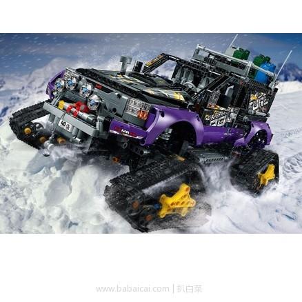 The HUT:LEGO 乐高 42069 科技机械组 极限雪地探险车  特价£99.99,直邮包邮到手¥859