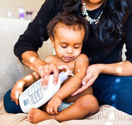 亚马逊海外购:Aveeno 艾维诺 婴儿燕麦润肤乳液532ml 薰衣草味 降至¥55.49,凑单直邮免运费,含税到手¥73!