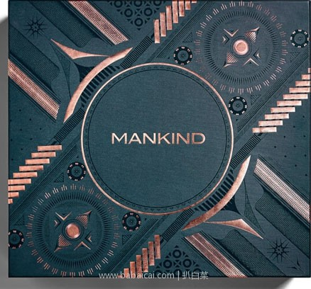 Mankind:Mankind Christmas Collection 礼盒(总价值£475)  预售价£100