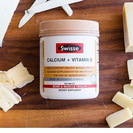 澳洲Pharmacy Online药房:Swisse 钙片+维生素D 补钙 娘娘钙 150粒 特价15.95澳元,直邮到手仅¥76