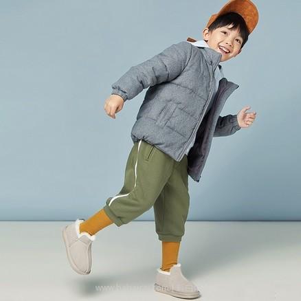 天猫商城:网易严选 六分长秋冬季儿童运动裤 男女童 多色,现¥49,领取¥20优惠券,实付史低¥29包邮