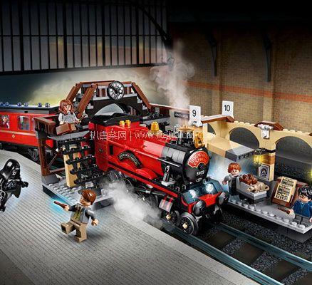 IWOOT:LEGO 乐高 75955 哈利波特 · 霍格沃茨特快列车 用码实付£69.99,用码送方头仔+直邮包邮,到手约¥612
