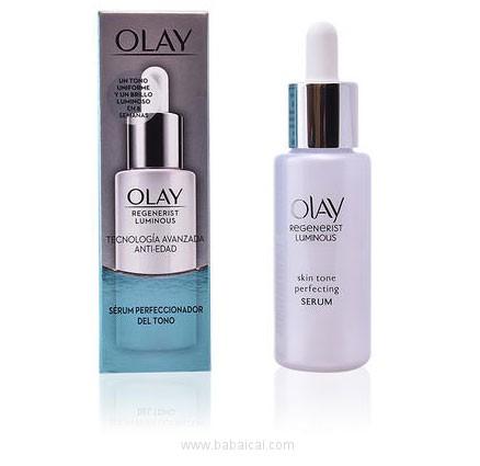 西班牙Perfume's Club官网:OLAY 玉兰油 新生透白淡斑精华小白瓶 40ml 凑单满减低至€21.03,直邮包邮到手仅¥140!
