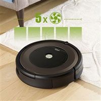 苏宁易购:iRobot Roomba 890 扫地机器人 降至¥2299,领券减¥150,实付新低¥2149