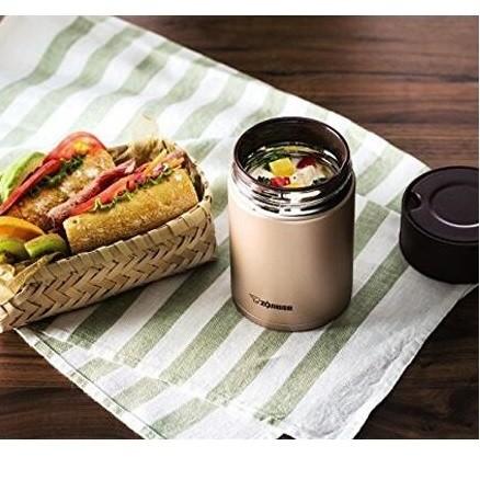 亚马逊海外购::ZOJIRUSHI 象印 保温焖烧罐SW-HC45-RC 450ml 现¥133.1,凑单免费直邮,含税到手仅¥148