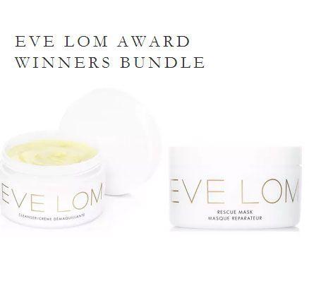 Beauty Expert:Eve Lom 卸妆膏100ml+急救面膜10ml超值套装(价值£110) 码后£58.5,直邮包邮到手仅¥519