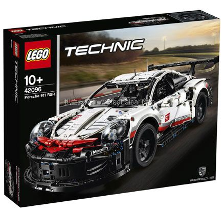 IWOOT:LEGO 乐高 42096 科技系列 保时捷 911 RSR 用码实付£99.99,直邮包邮到手仅¥887