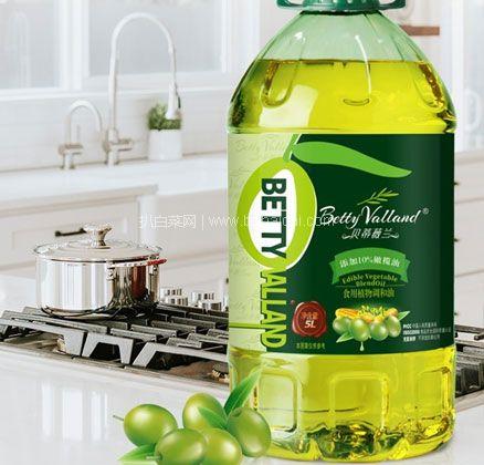 天猫商城:贝蒂薇兰 橄榄油非转基因食用调和油5L 现¥78,领¥20券,券后¥58包邮