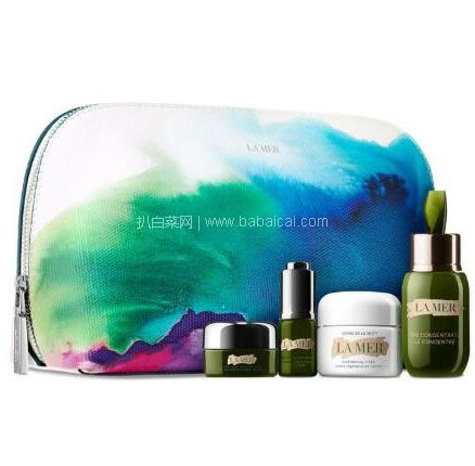Nordstrom:La Mer 海蓝之谜 The Soothing Collection四件套 (价值$475) 现价$360