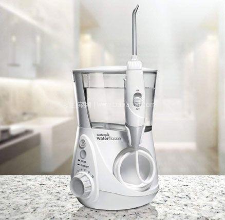 亚马逊海外购:销量第一,Waterpik 洁碧 WP-660EU 欧版 标准型水牙线,直邮含税到手¥394
