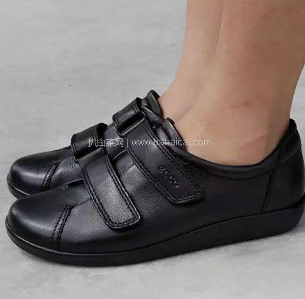 亚马逊海外购:ECCO 爱步 Soft 2 柔酷2号 女士舒适休闲鞋,免费直邮含税到手¥338.98