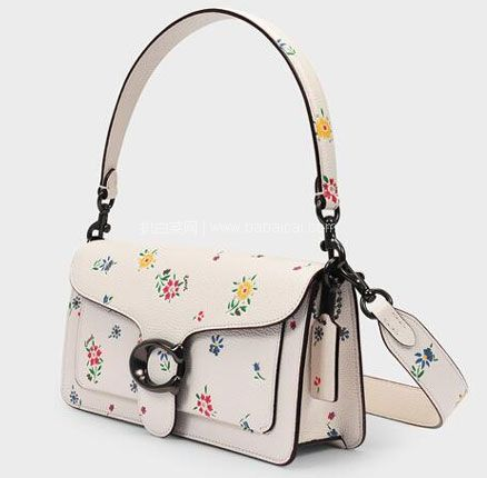 Mybag:Coach 蔻驰 Wildflower Tabby 26 野花印花包  折后¥2208,一件即包直邮中国