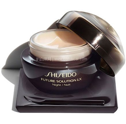 FragranceNet官网:Shiseido 资生堂 时光琉璃御藏 臻萃奢养霜/晚霜 50ml 新低$181.99,免费直邮含税到手新低¥1175元